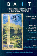 BAiT  Buenos Aires in Translation