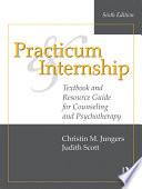Practicum and Internship Book