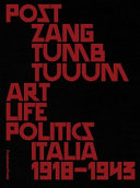 Post Zang Tumb Tuuum: Art Life Politics
