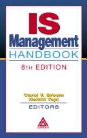IS Management Handbook Book