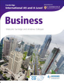 Books - AS And A Level Business Students Book | ISBN 9781444181395