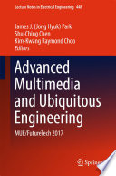 Advanced Multimedia and Ubiquitous Engineering Book