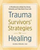 Trauma Survivors  Strategies for Healing