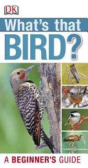 What's that Bird? Pdf/ePub eBook
