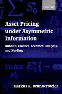 Asset Pricing Under Asymmetric Information