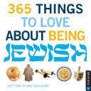 365 Things to Love about Being Jewish