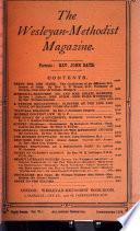 Wesleyan-Methodist Magazine