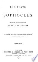 The Plays Of Sophocles Book PDF