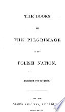 The Books and the Pilgrimage of the Polish Nation Book