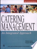 """Catering Management: An Integrated Approach"" by M. Sethi"