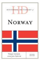 Historical Dictionary of Norway Pdf/ePub eBook