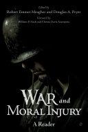 War and Moral Injury Pdf/ePub eBook