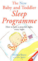 The New Baby   Toddler Sleep Programme