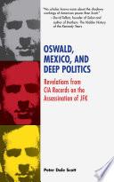 Oswald  Mexico  and Deep Politics