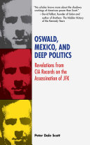 Oswald, Mexico, and Deep Politics