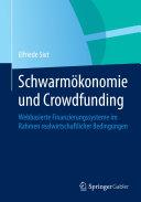 Schwarmökonomie und Crowdfunding
