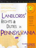 Landlord s Rights and Duties in Pennsylvania