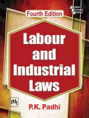Pdf LABOUR AND INDUSTRIAL LAWS, FOURTH EDITION Telecharger