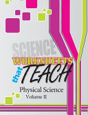 Worksheets That Teach