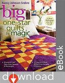 Big One Star Quilts By Magic [Pdf/ePub] eBook