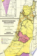 Partitioning Palestine Book PDF
