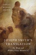 Joseph Smith s Translation