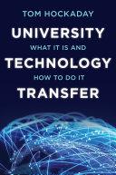 University Technology Transfer
