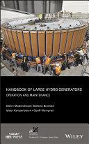 Handbook of Large Hydro Generators [Pdf/ePub] eBook