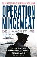 Pdf Operation Mincemeat