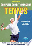 Complete Conditioning For Tennis 2e Book