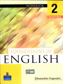 Foundations In English Work Book - 2 (Revised Edition), 2/E