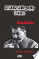 Stalin  A Biography in Facts