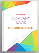13 Company Book   FRUIT AND VEGETABLE