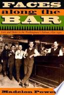 Faces Along the Bar Book