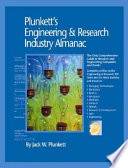 """Plunkett's Engineering & Research Industry Almanac 2007"" by Jack W. Plunkett"