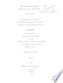 Employment of the Participle in Cicero's Orations Against Catiline, for Archias, and for the Manilian Law