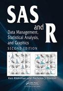 SAS and R