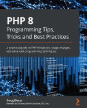 PHP 8 Programming Tips  Tricks and Best Practices