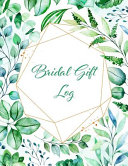 Bridal Gift Log