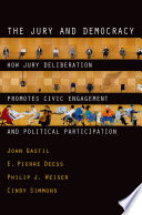 The Jury And Democracy Book PDF