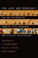 The Jury and Democracy