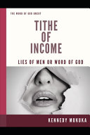 Tithe Of Income