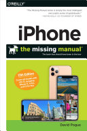 iPhone: The Missing Manual Pdf