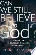 Can We Still Believe in God