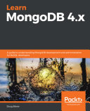 Learn MongoDB 4 x