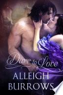 Dare to Love Book