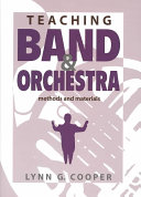 Teaching Band   Orchestra