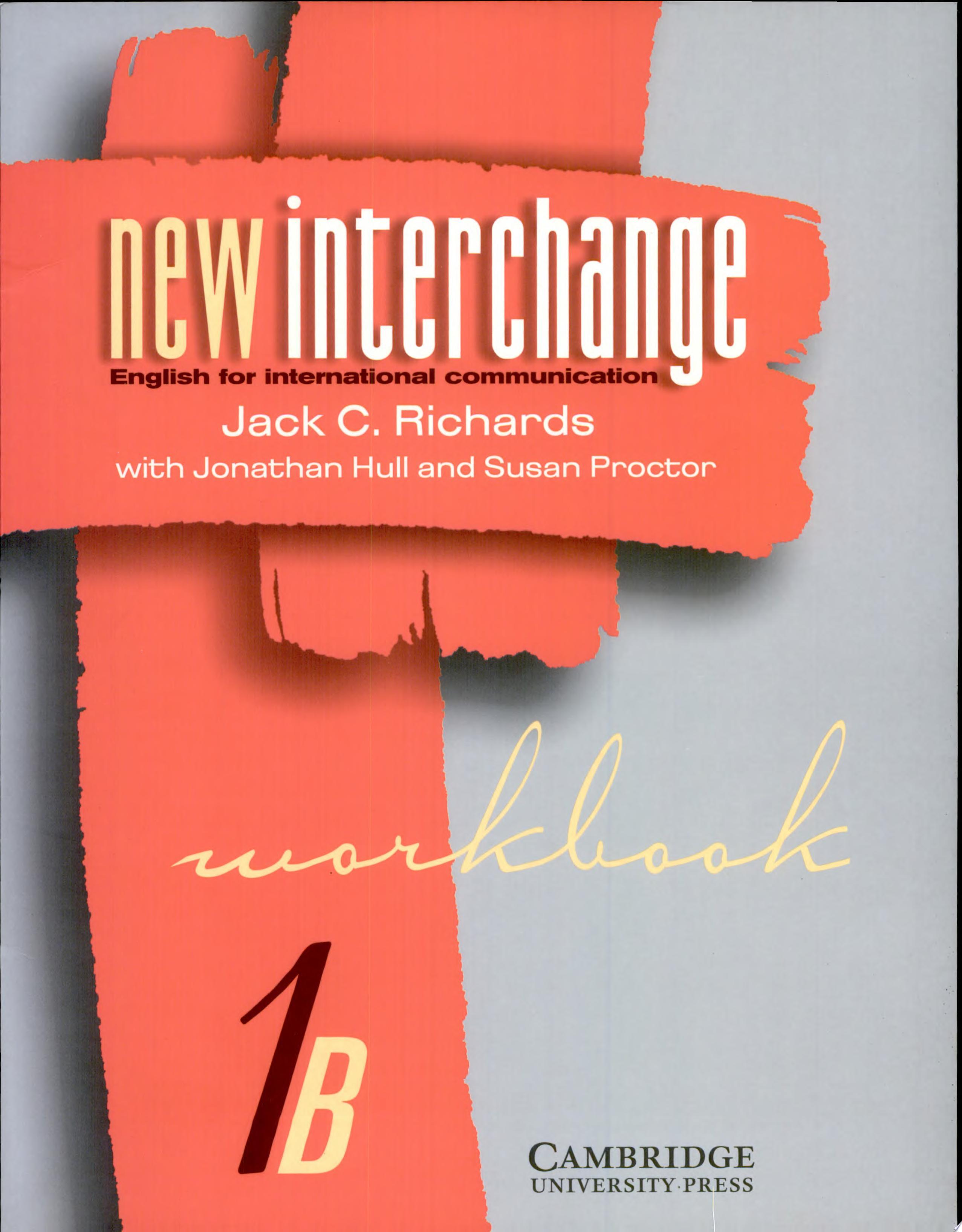 New Interchange Workbook 1B