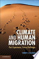 Climate and Human Migration Book PDF