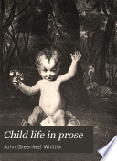 Child Life in Prose Book